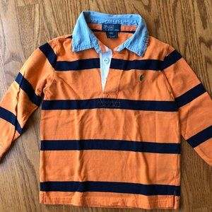 VGUC Polo by Ralph Lauren shirt for boys size 4